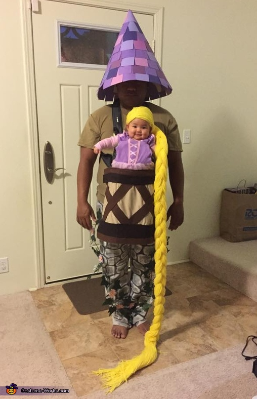 Clever Halloween Baby Carrier Costumes Crafty Morning