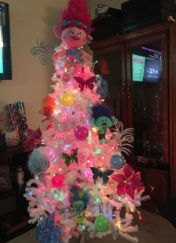 The BEST Christmas Tree Ideas for Kids , Crafty Morning