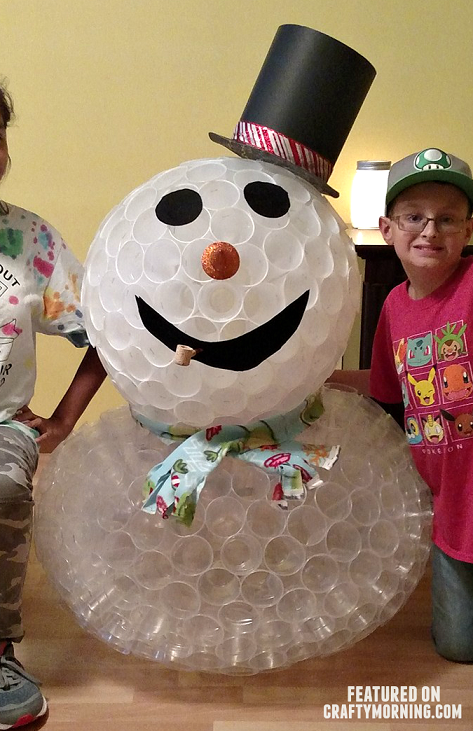 snowman-cup-christmas-decoration