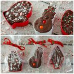 Cookie Cutter Fudge Christmas Gifts