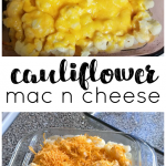 Cauliflower Mac N Cheese Recipe