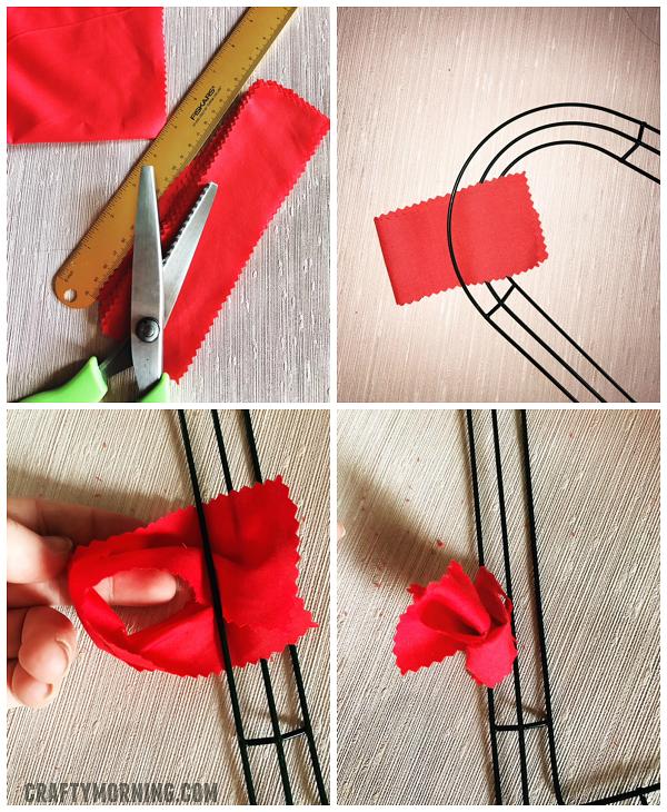 fabric-strip-valentine-heart-wreath