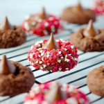 Valentine Thumbprint Kiss Cookies Recipe