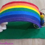 Over The Rainbow St. Paddy's Day Craft