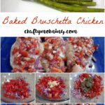 Baked Bruschetta Chicken