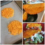 Low Carb Cheese Taco Shells