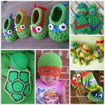 The Cutest Ninja Turtle Crochet Patterns