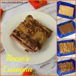 Reese's Lasagna