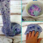 Borax Free Under the Sea Mermaid Slime