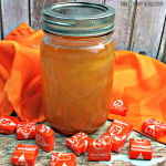 Orange Starburst Moonshine Recipe