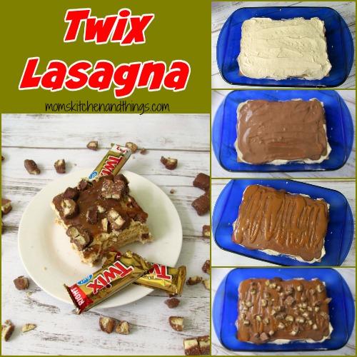 Twix Lasagna
