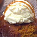 Crockpot Pumpkin Caramel Cake Recipe