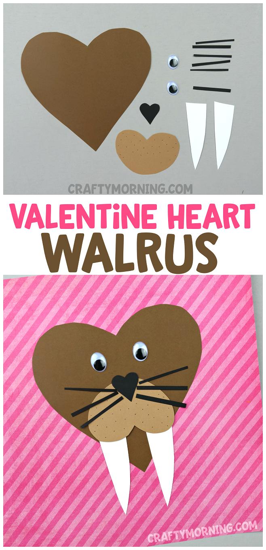 128 best images about Preschool Valentine Craft on