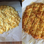 Keto Low Carb Cheesy Bread Recipe