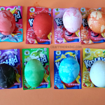 Kool-aid Easter Egg Decorating Idea