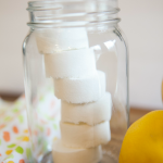 Lemon Toilet Fizzies (Homemade Cleaner)
