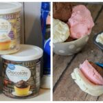 Make Playdough Using a Tub of Frosting