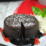 Instant Pot Chocolate Lava Cakes