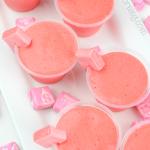 Pink Starburst Jello Shots