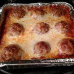 Keto Meatball Casserole Recipe