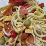 Zoodle Summer Pasta Salad