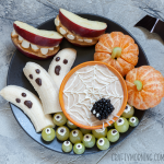 Healthy Halloween Snack Ideas