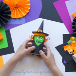 Toilet Paper Roll Witch Craft