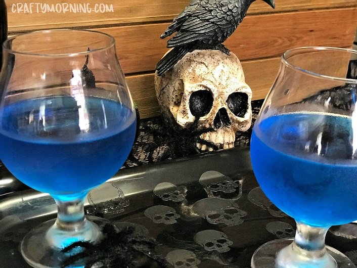 Witches Brew Halloween Drink Crafty Morning