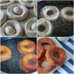 Easy Cinnamon Sugar Doughnuts