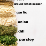 Homemade Dry Ranch Seasoning Mix Recipe