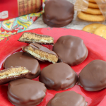 CopyCat Ritz Tagalong Cookies