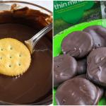 Ritz Thin Mint Cookies Recipe