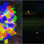 Glow in The Dark Easter Egg Hunt