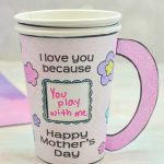 Mother's Day Coffee Cup Craft