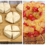 Pineapple Upside Down Monkey Bread