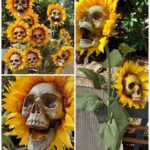 Skull Sunflowers (Tutorial)
