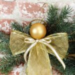 How to Make Ribbon Angel Ornaments