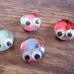 Glass Stone Bugs