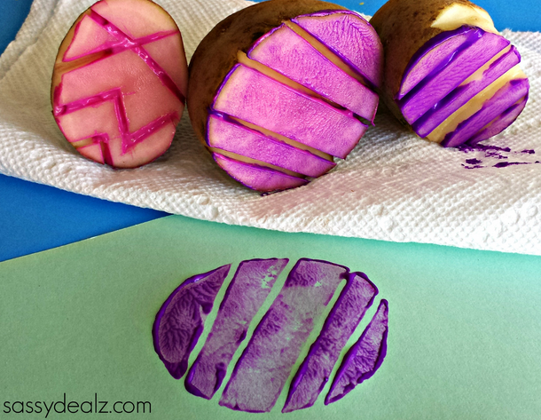 easter-egg-potato-stamp-craft