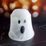 Glowing Pendant Light Shade Ghost